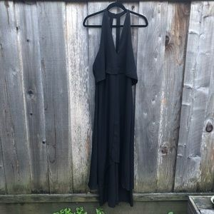 ASOS Tall black jumpsuit with tags